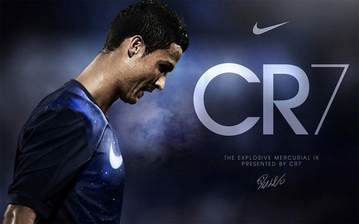 Nike - Cristiano Ronaldo