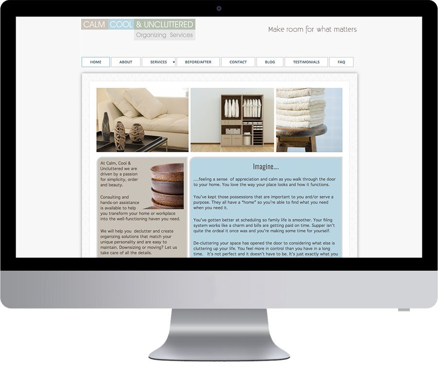 Victoria Web Design - CCU