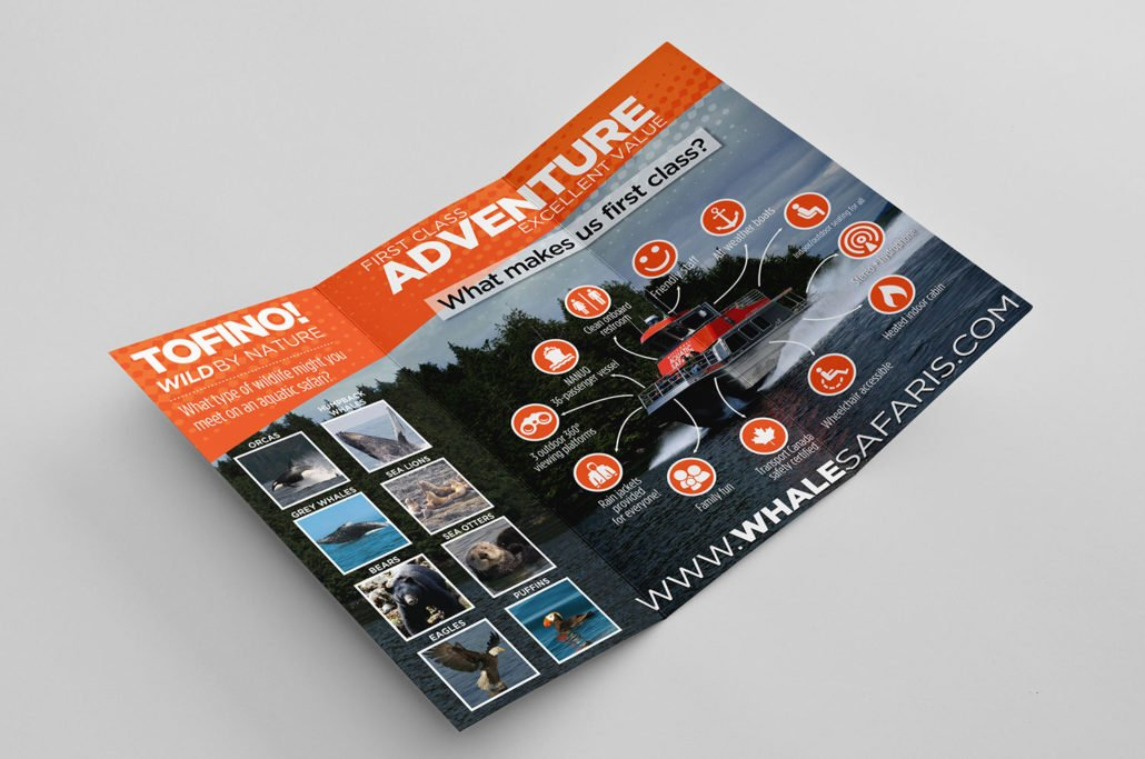 Tofino Brochure Design - WCAS