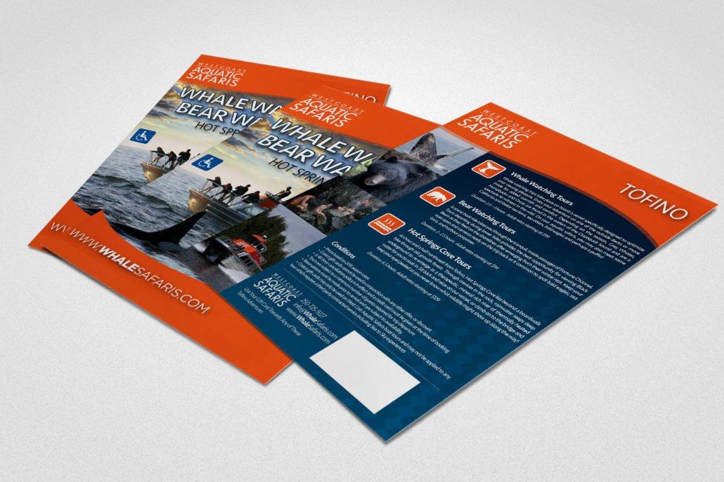 Tofino Flyer Design - WCAS