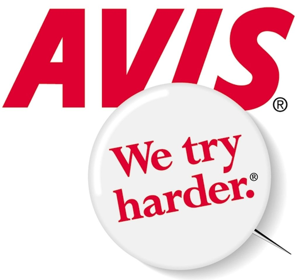 Avis - We Try Harder