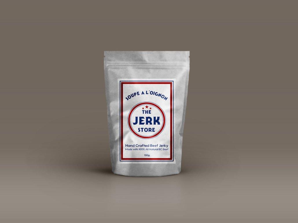 Jerk Store - Vancouver Logo Design