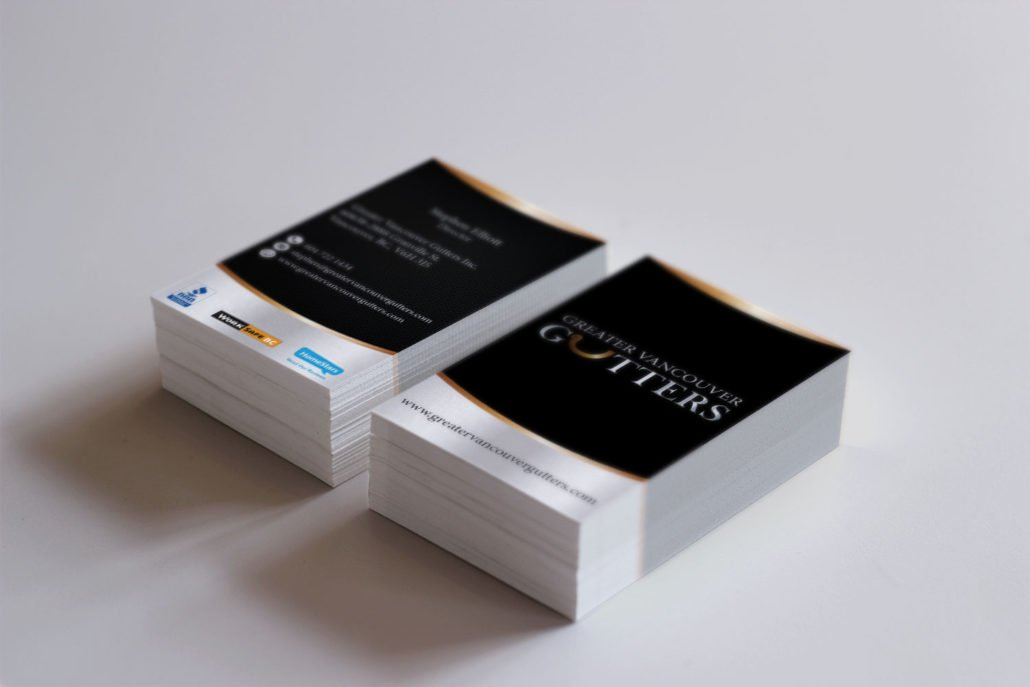 Vancouver Business Card Design - GVG