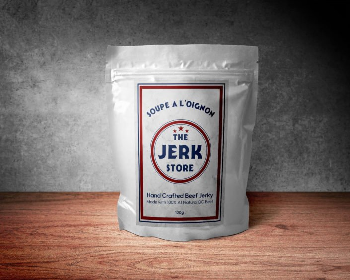 Vancouver Graphic Design - The Jerk Store