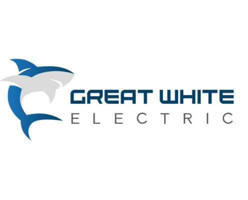 Vancouver Logo Design - Great White Electric