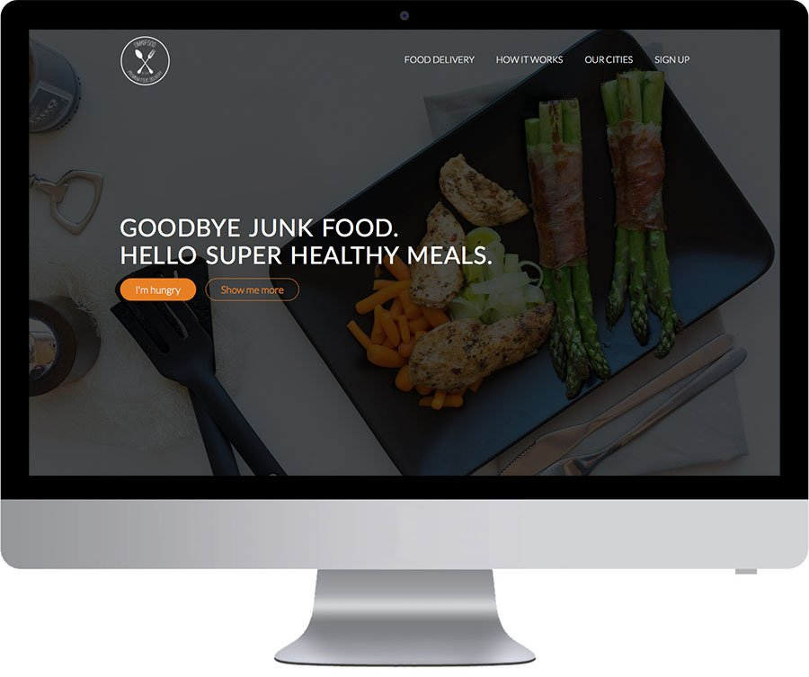 Vancouver Website Design - Omnifood