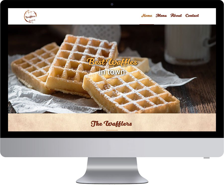White Rock Web Design - The Wafflers