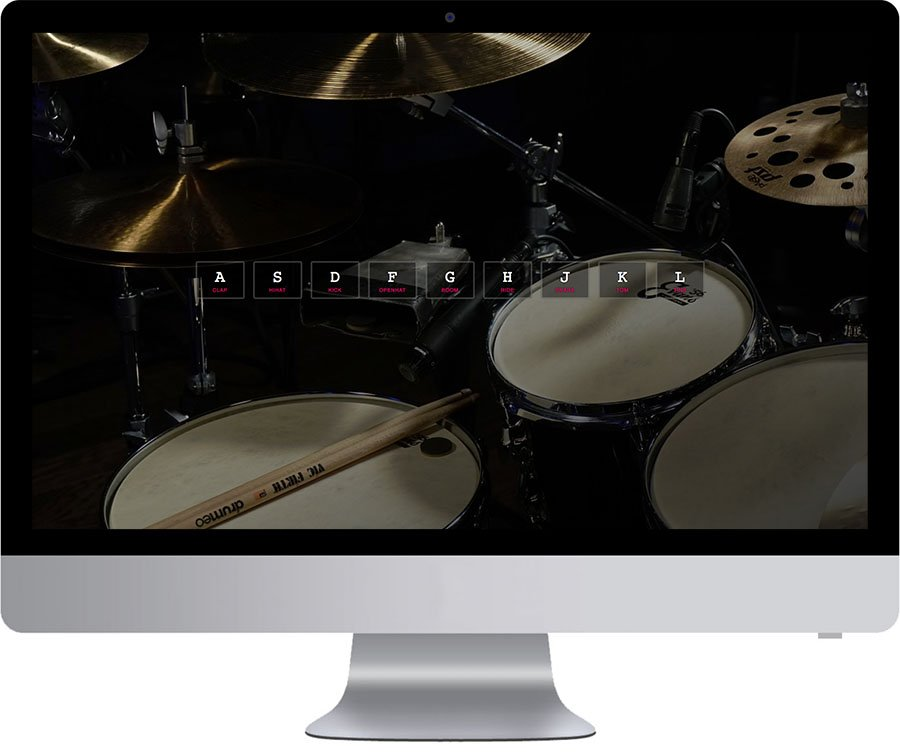 Application Development - Drum Kit