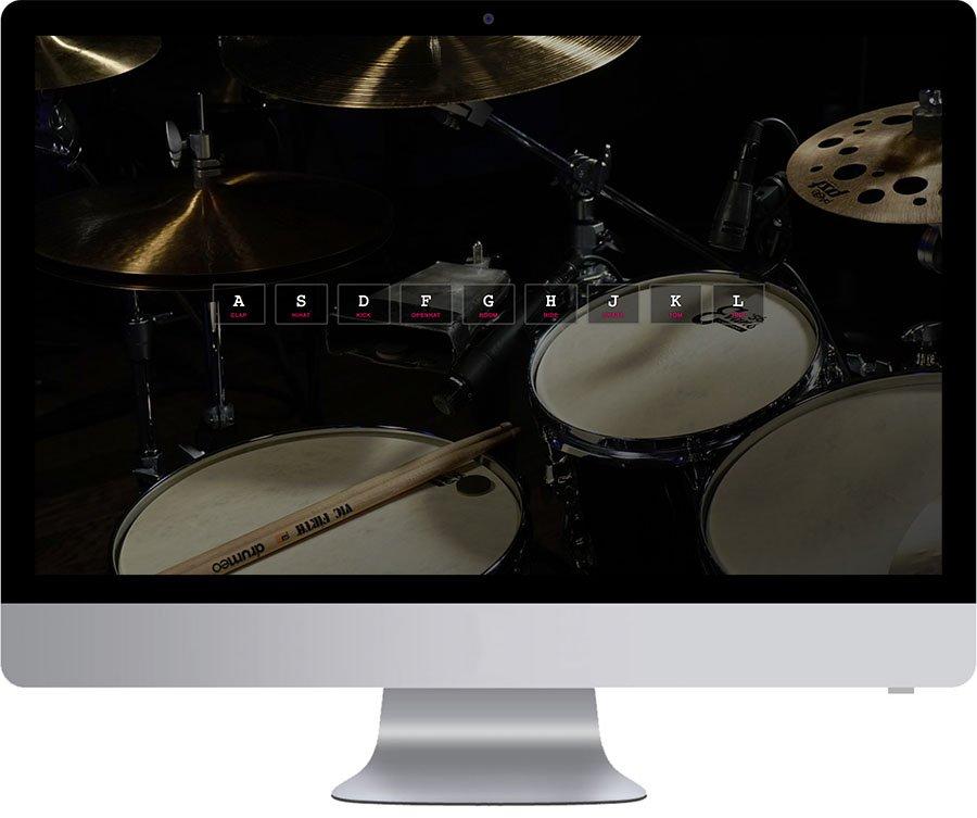 Application Development - Drum Kit