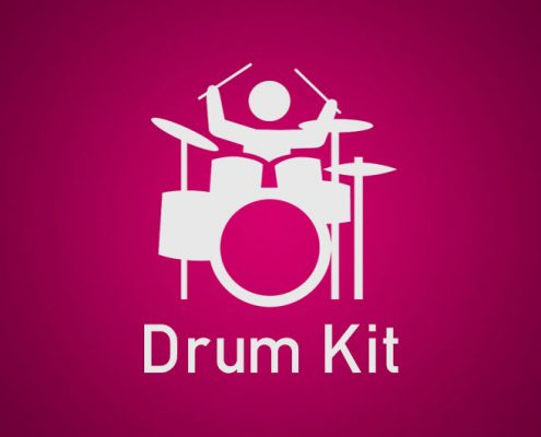 Vancouver Web Application Development - Drum Kit