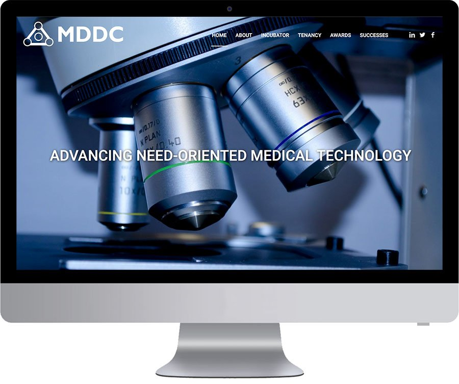 Vancouver WordPress Website Design - MDDC
