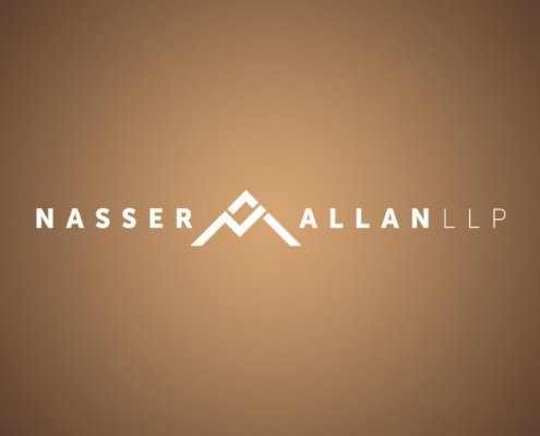 Vancouver Website Development - Nasser Allan LLP