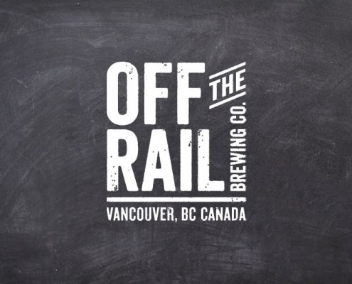 Vancouver Web Development - Off The Rail Brewing