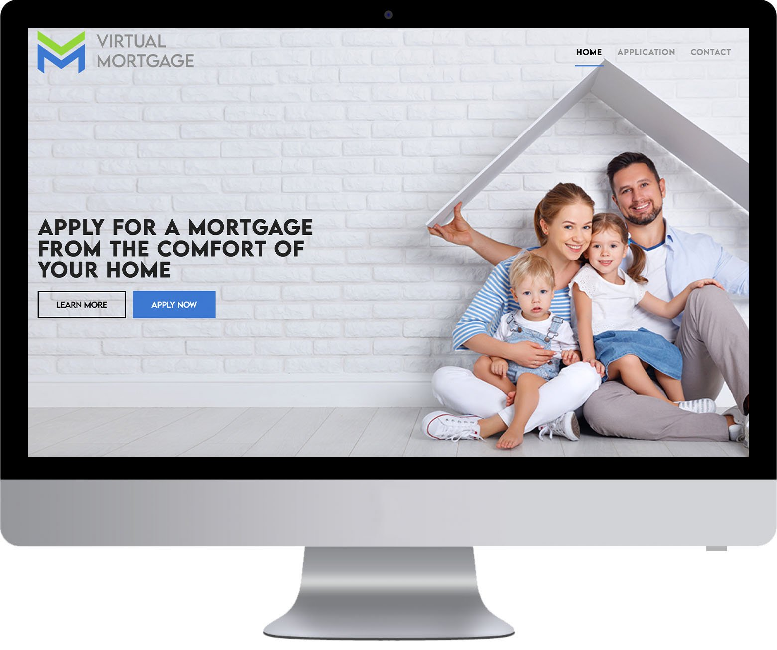 Surrey Web Development - Virtual Mortgage
