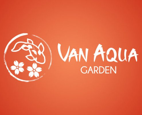 Richmond WordPress Website Development - Van Aqua Garden